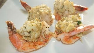 Stuffed Shrimp - Cooked By Julie - Episode 47