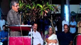 Shri.Balachandran Chullikkadu at Aatmaaraaman