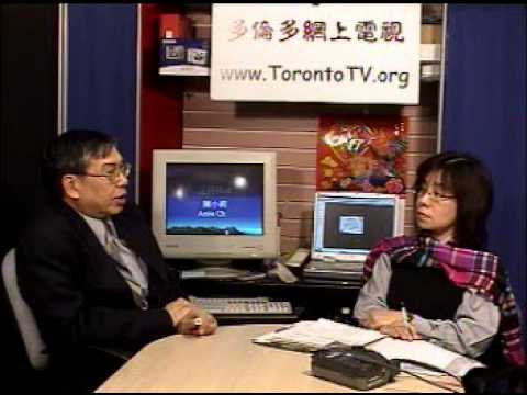 TorontoTV-Weekly Financial Review -20050221