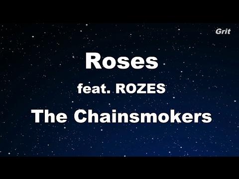 Saint Jhn - Roses (Imanbek Remix) (Karaoke Version)