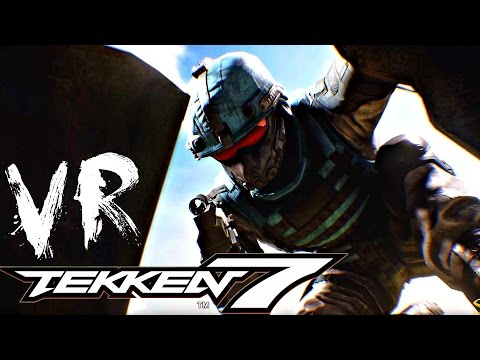 Tekken 7 - VR Mode Gameplay Preview [1080p 60fps] PS VR