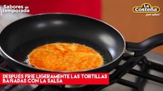 Enchiladas Potosinas – La Costeña®