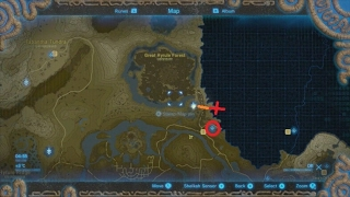 Video ZELDA: Breath OF THE WILD | How to Reach Woodland Sheikah Terminal Tower Quick and Easy no enemies download MP3, 3GP, MP4, WEBM, AVI, FLV November 2017