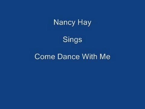 Come Dance With Me + On Screen Lyrics - Nancy Hays