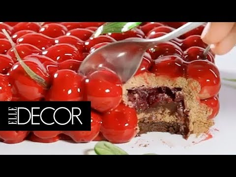 Check Out These Stunning Ukranine Desserts! | ELLE Décor