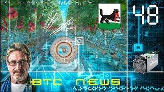 BTC News: Майнинг и овощеводство