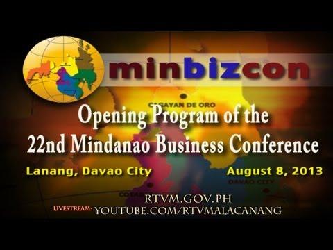 22nd Mindanao Business Conference (MinBizCon)