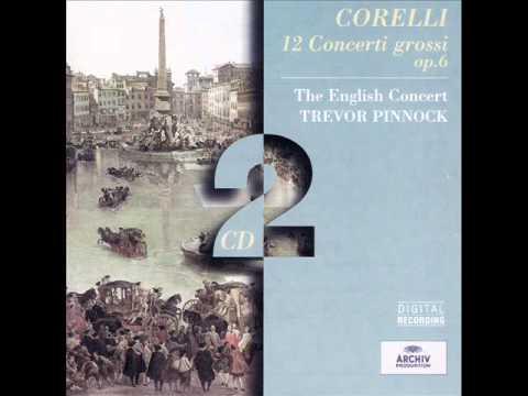 Corelli Concerto Grosso in G minor 'Christmas'_4th movement