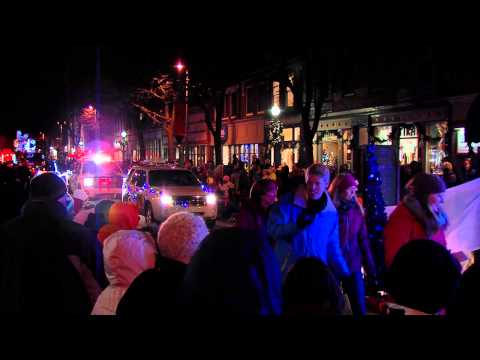 Parade of Lights - Holland, Michigan 2014