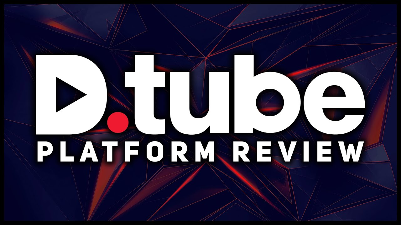 Dtube Review Youtube