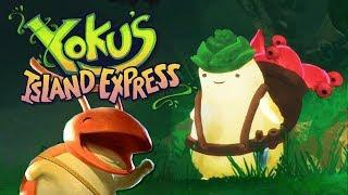 Das Dorf & der Schneckengärtner! | #2 | Yoku's Island Express