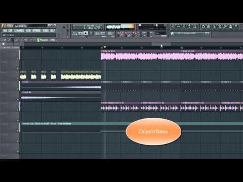 [ Changing genres ] Bad - David Guetta & Showtek in FL Studio