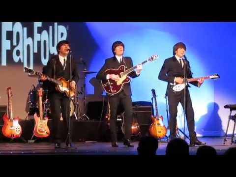 THE FAB FOUR     DAY TRIPPER