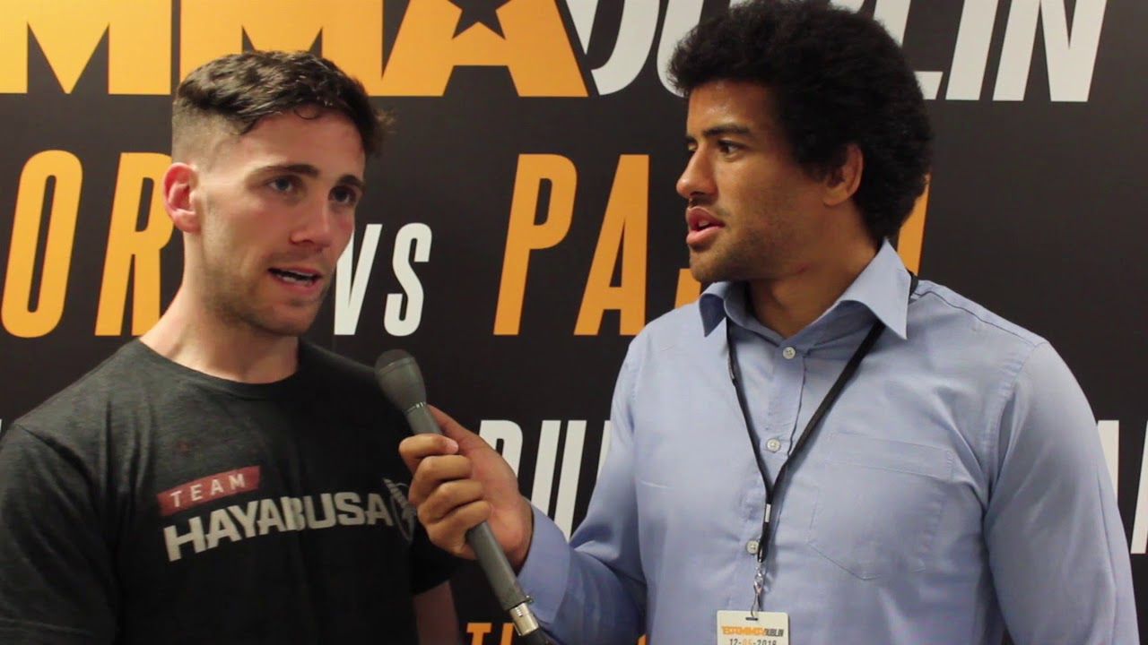 Interview With Dean Barry After Bamma 35 Youtube