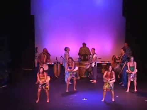 African Dance: Kassa by Lavaroots