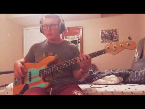Supermassive Black Hole- Muse(bass cover)