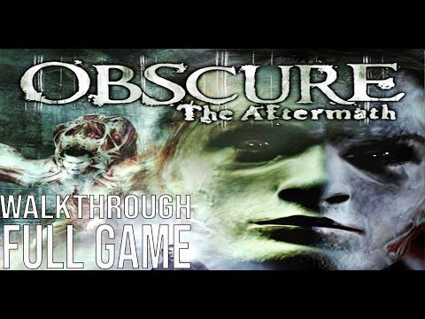 ObsCure The Aftermath Full Game Walkthrough - No Commentary (#Obscure2 Full Game)