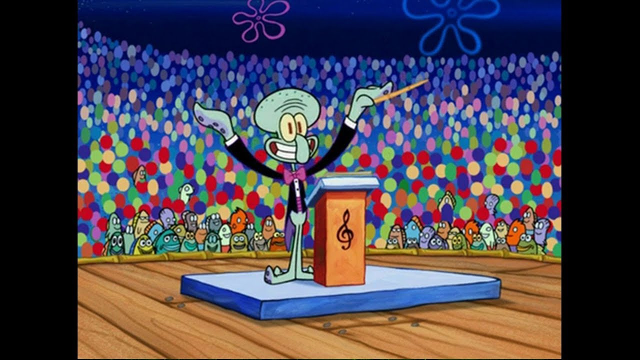 Spongebob Music The Suction Cup Symphony Youtube
