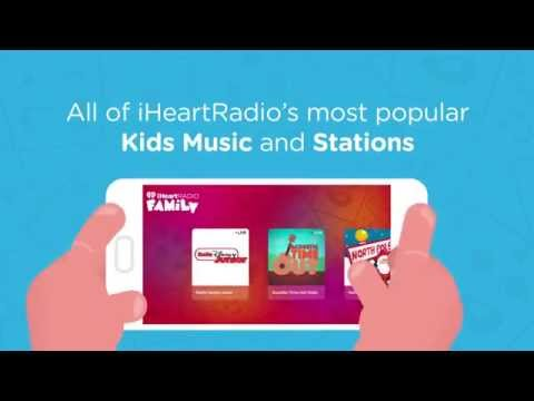 iHeartRadio Family App: Music, Songs & Radio Stations for Kids