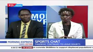 Talking matters Olympics with Susan Adhiambo, Programs officer NOC Kenya | Sports Chat