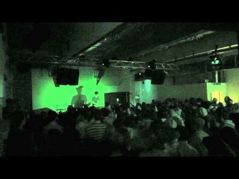 Nosaj Thing [FULL SHOW] @ Lanificio159 - Rome - 2013