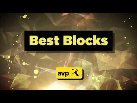 AVP Seattle Open 2017: Best Blocks