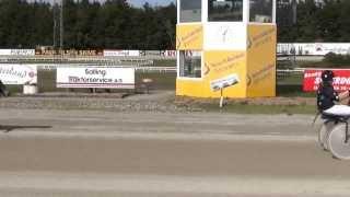 Jysk Pony Grand Prix Skive Trav 21. september - 3. løb