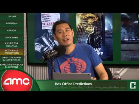 Box Office Predictions Presented By AMC Theatres October 21