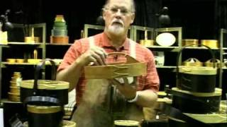 Hand-built Shaker Boxes With William Richardson