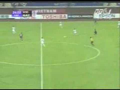 Asian Cup 2007-Vietnam 1-1 Qatar (1st Half)-Part 03