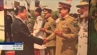 معرض لمئات الشركات المحلية والصينية في باكستان