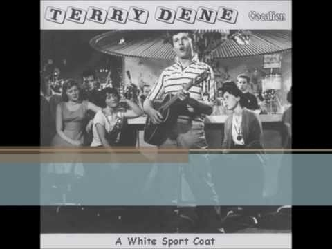 Terry Dene  A White Sport Coat  1957  vinylrip