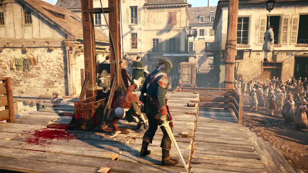 assassin u0026 39 s creed unity