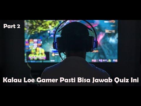 Gamer Pasti Bisa Jawab Quiz Ini Part 2