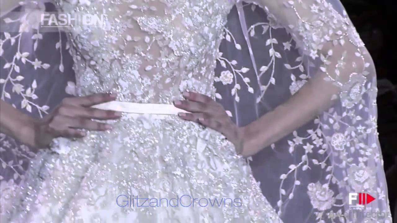 Ralph And Russo Finale Wedding Dress 2014/2015