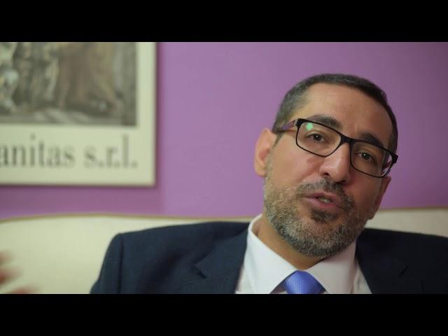 INTERVISTA   LUCA NAPOLI 12 COSA SIGNIFICA UMANISTICO