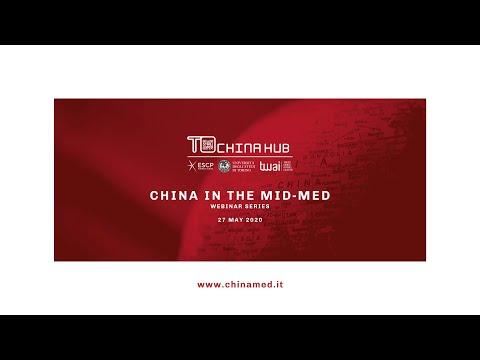 China In The Mid-Med - Deborah Lehr