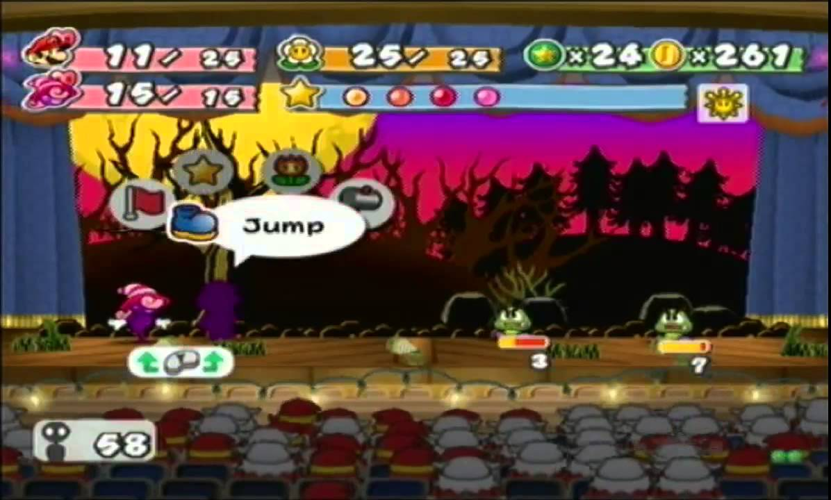 Paper Mario The Thousand Year Door Chapter 4 No Commentary