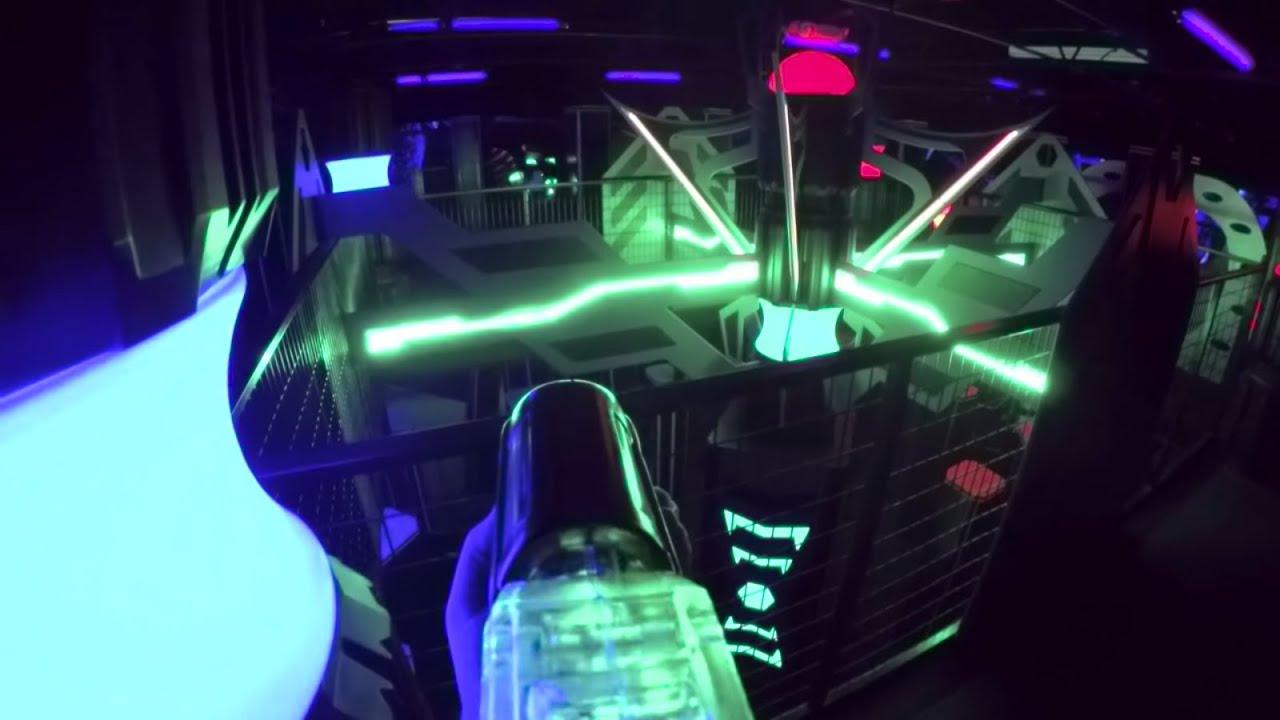 Lasertag Tricks
