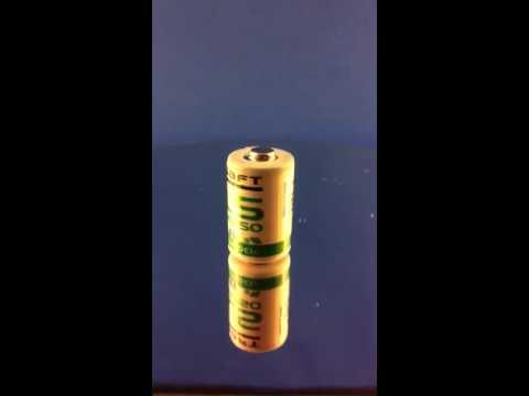 Saft LS 14250 1/2 AA Lithium Battery
