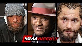Kamaru Usman: Next Fight Could be Jorge Masvidal or Conor McGregor