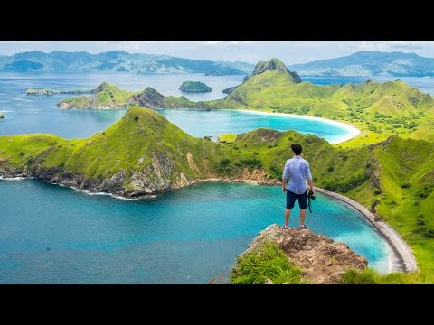 3 Days In Komodo & Flores