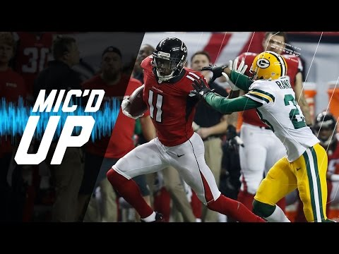 Packers vs. Falcons (NFC Championship) Mic'd Up Highlights | NFL Films | Sound FX