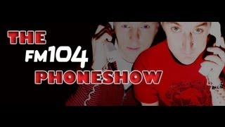 The Last 'Get It Off Your Chest' with Adrian & Jeremy on FM104 - 25/Sept/2013