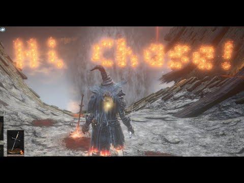 Dark Souls 3: The Best Hacker Mini Boss I Have Ever Seen |