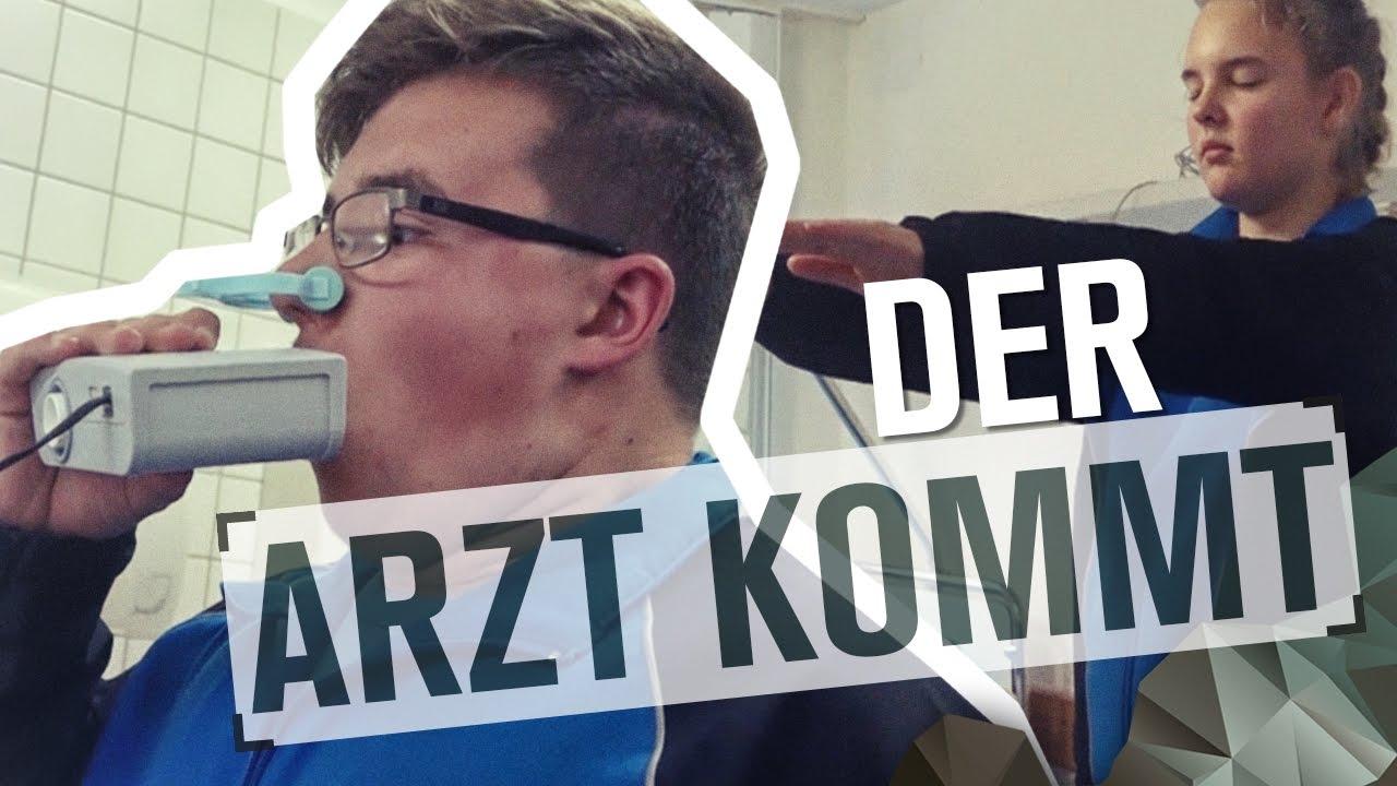 Der ARZT kommt | Bordtauglichkeitsprüfung | TAG 05 - YouTube | {Arzt bundeswehr 77}