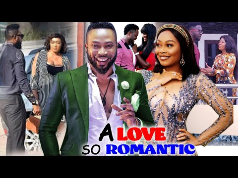 A LOVE SO ROMANTIC COMPLETE SEASON (TRENDING MOVIE) FREDERICK LEONARD 2021 LATEST NIGERIAN MOVIE.