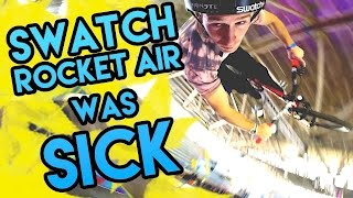 SWATCH ROCKET AIR WAS SICK!