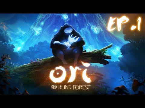 Ori and The Blind Forest (1) : NGHỆ THUẬT LÀ ĐÂY ;_; (lỗi facecam)