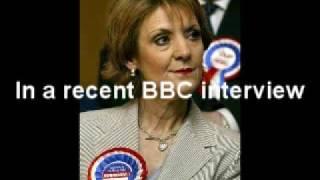MAKE IRIS ROBINSON HISTORY! (DUP elections 2010) bye bye Iris!